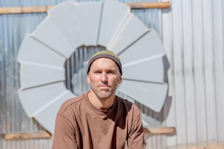 Santa Fe University Of Art And Design Eric Swansons Touching The