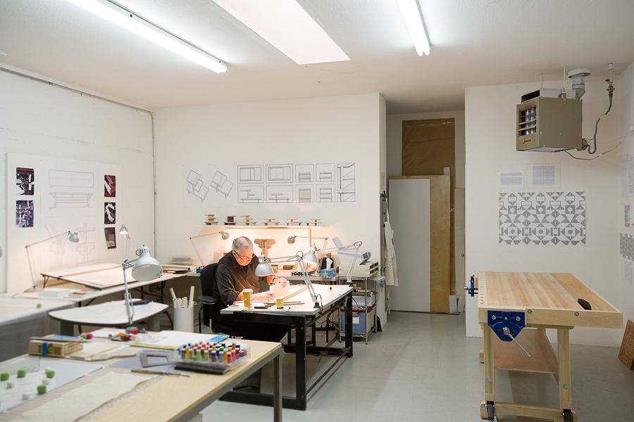 Graphic Designer Eric Swanson 39 S Touching The Shutter