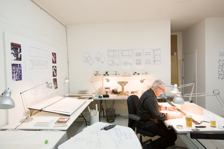 Thomas Lehn Studio 2