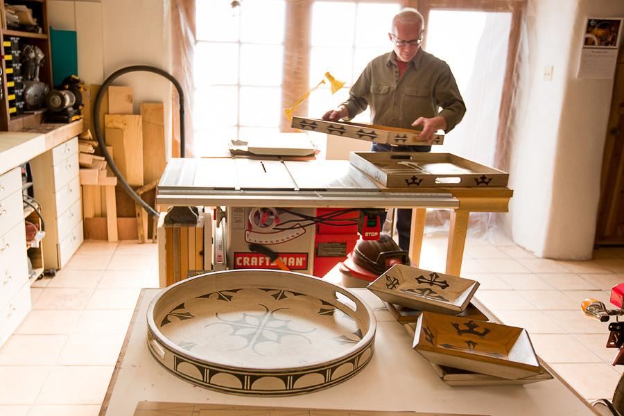 Terry Protheroe studio 2