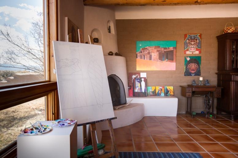Frederick Aragon studio 1