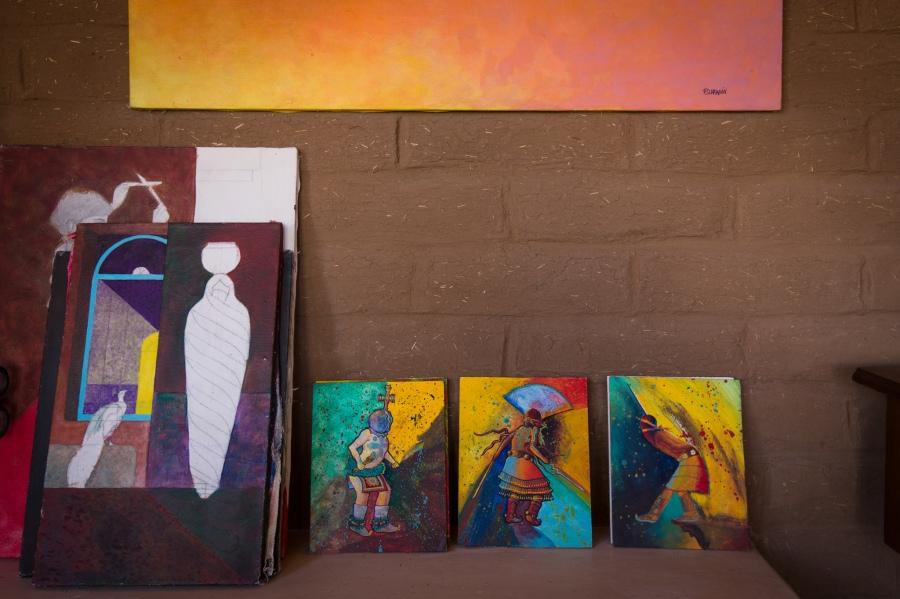 Frederick Aragon studio 2