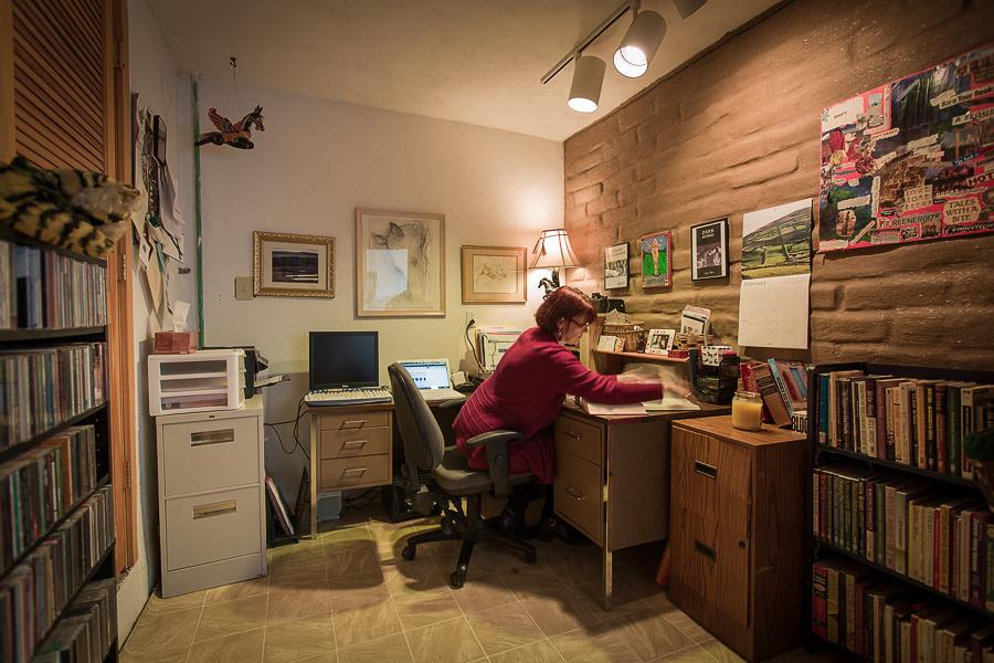 Susan Mihalic studio 1