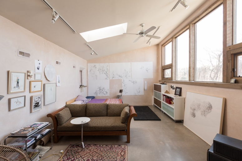 Linda Swanson studio 1