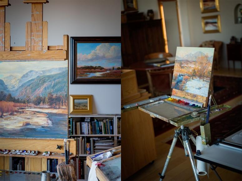 Kate Palmer studio 4