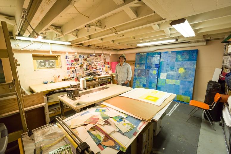 Jesse Blanchard studio 1
