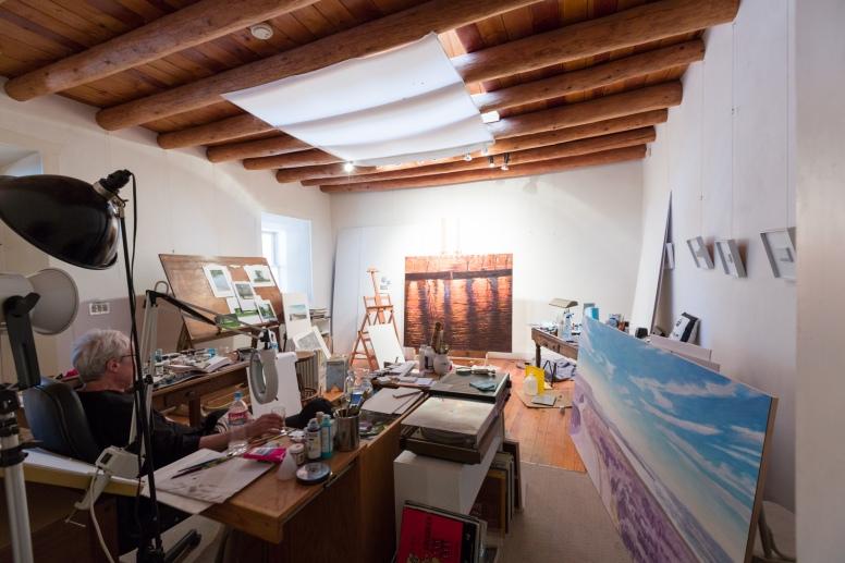 Woody Gwyn studio 1