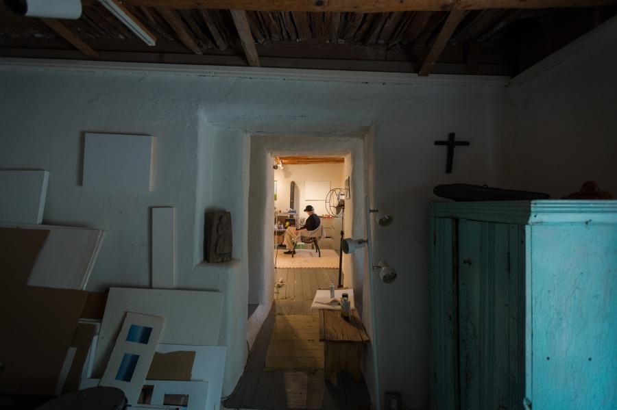 Woody Gwyn studio 4