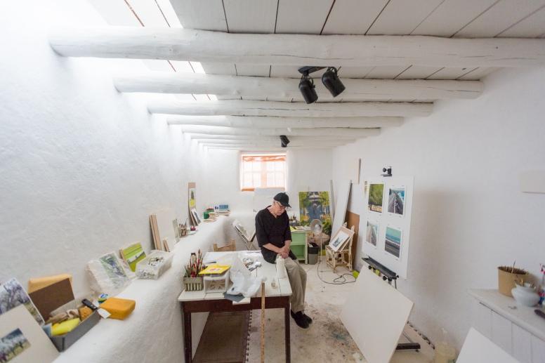Woody Gwyn studio 5