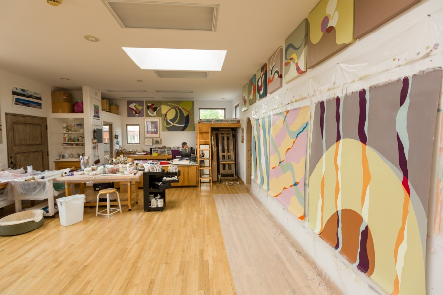 Mimi Ting Chen studio 1