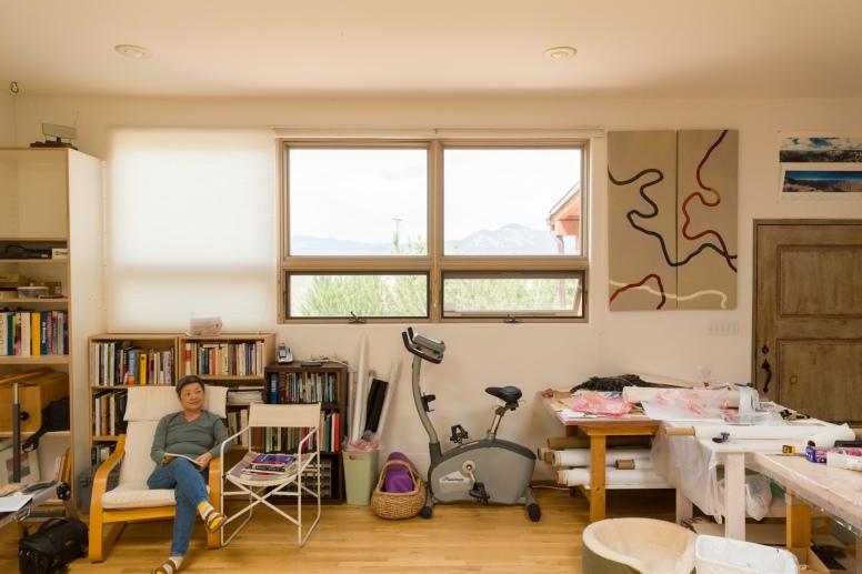 Mimi Ting Chen studio 3