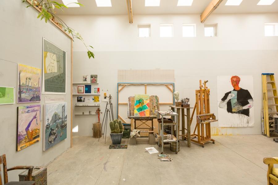 Patrick McFarlin - studio 2