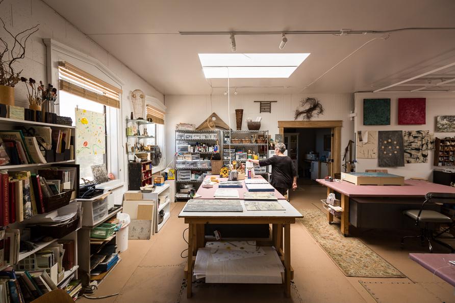 Paula Roland studio 2