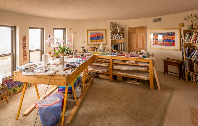 Phyllis Kapp Studio 1