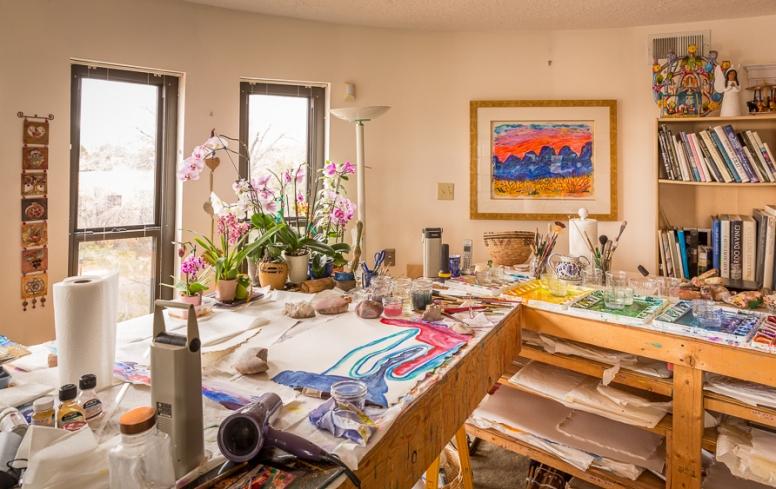 Phyllis Kapp Studio 2