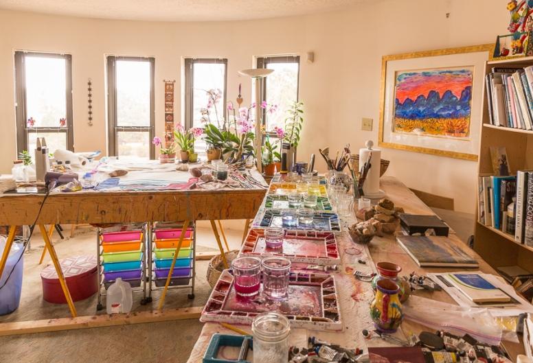 Phyllis Kapp Studio 3