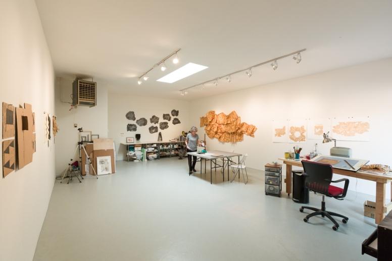 Donna Ruff studio 1