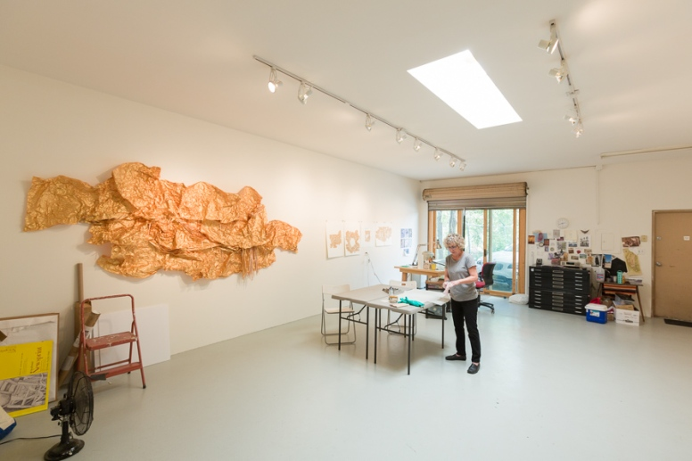 Donna Ruff studio 2
