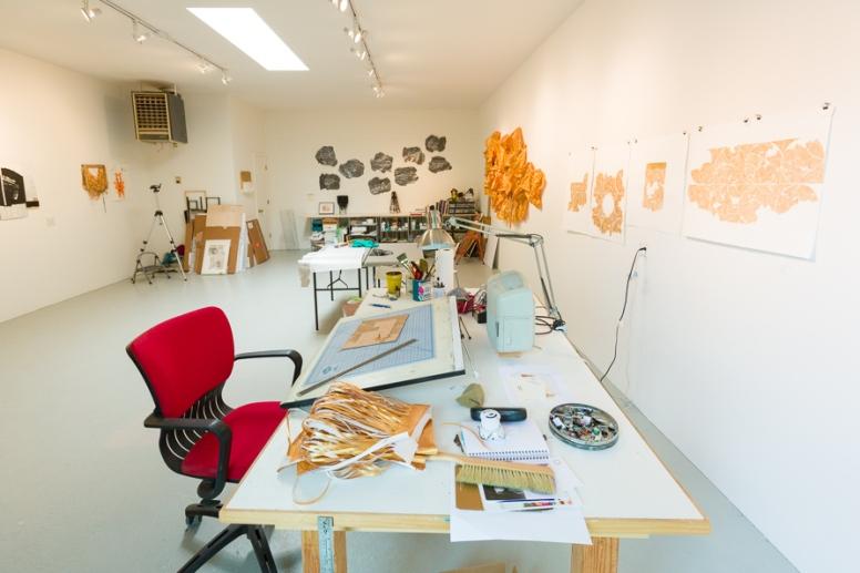 Donna Ruff studio 3