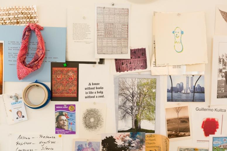 Donna Ruff studio 4