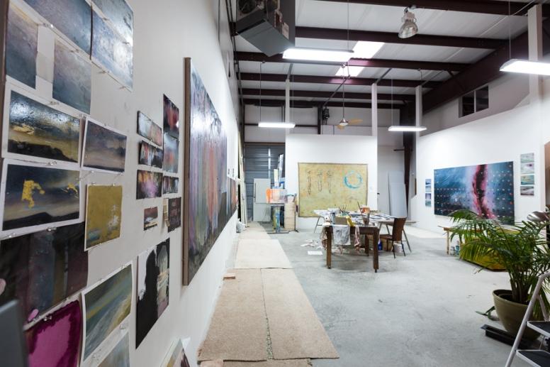Ciel Bergman studio 1