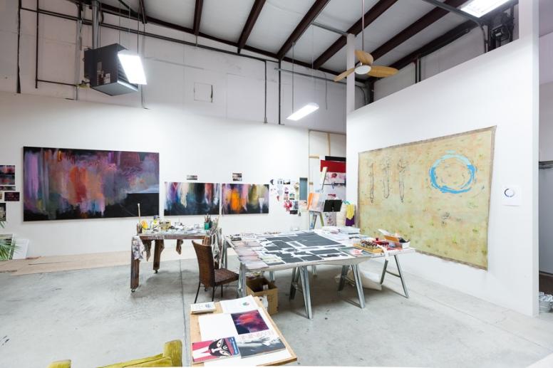 Ciel Bergman studio 2
