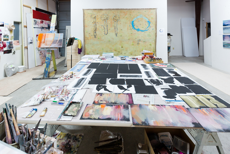 Ciel Bergman studio 3